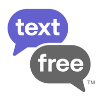 Text Free SMS Texting App 아이콘