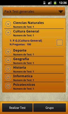 General Culture Test screenshot apk 2