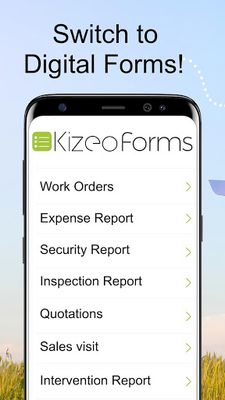 Image 1 of Kizeo Forms - Create Forms