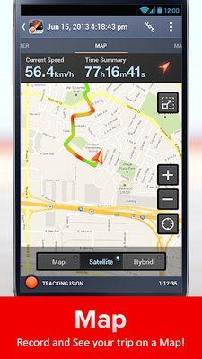 Image 1 of Speed Tracker
