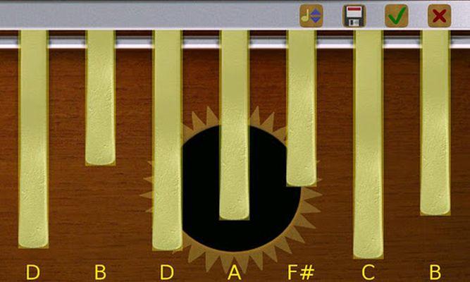 Kalimba Pro screenshot apk 5