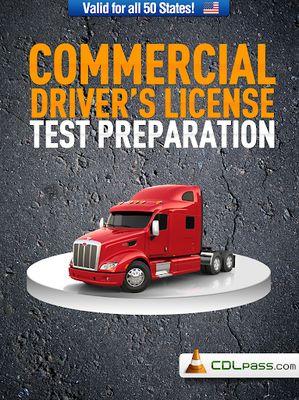 Image 10 of CDL Commercial Driver TestPrep