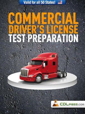 Image 5 of CDL Commercial Driver TestPrep