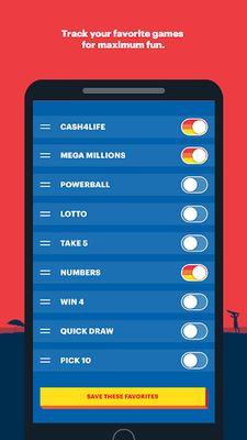 Image 1 of NY Lottery