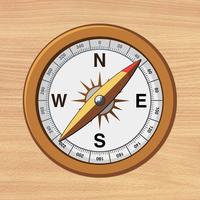ไอคอนของ เข็มทิศ : Smart Compass
