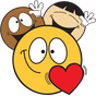 Emojidom smiley dan emoji HD