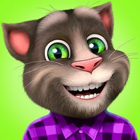 Icoană Talking Tom Cat 2