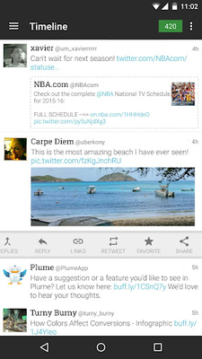 Image 12 of Plume for Twitter
