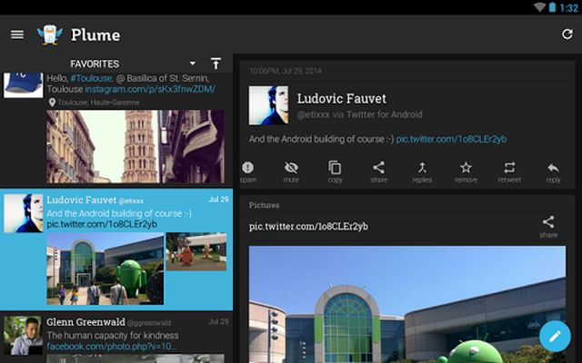 Image 7 of Plume for Twitter