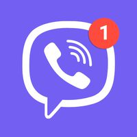 Иконка Viber: Звонки и Сообщения