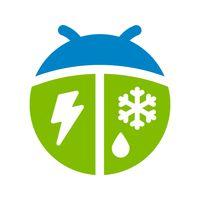 Icône de Weather by WeatherBug