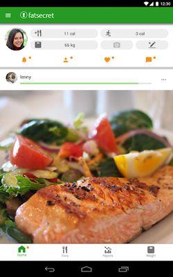 Image 6 of FatSecret Calorie Counter