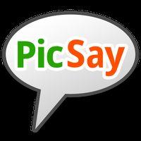 Ikon PicSay - Photo Editor