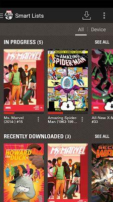 Marvel Comics Image 16