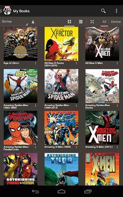 Marvel Comics Image 10