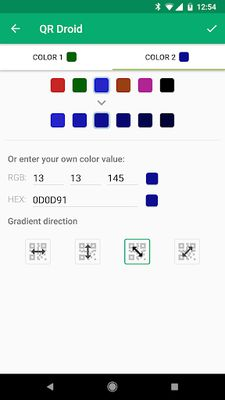 Image 2 of QR Droid Code Scanner