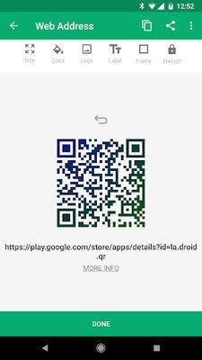 Image of QR Droid Code Scanner