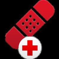 First Aid - American Red Cross Simgesi