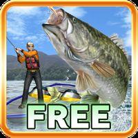 Ícone do Bass Fishing 3D Free