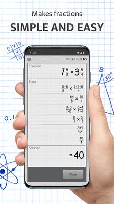 Image 5 of Free Fraction Calculator