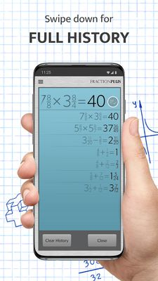 Image 4 of Free Fraction Calculator