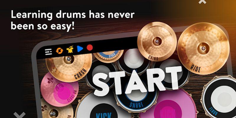 Drums Image 1 (Real Drum)