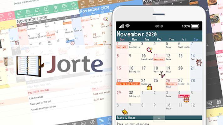 Image 6 of Jorte Calendar
