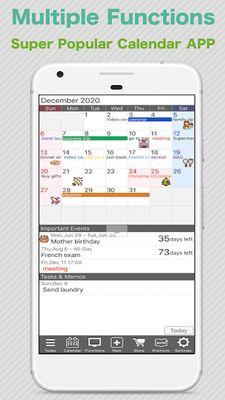 Image 7 of Jorte Calendar