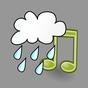 Sonidos de la lluvia