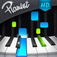 Pianist HD : Piano + アイコン