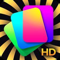 Kappboom - Cool Wallpapers and Google Photos HD 아이콘