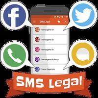 Ícone do SMSLegal mensagens prontas.