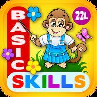 Preschool Learning Games Kids icon