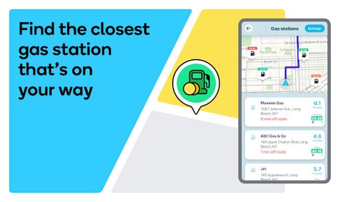 Image 4 of Waze - GPS, Maps, Traffic Alerts and Navigation