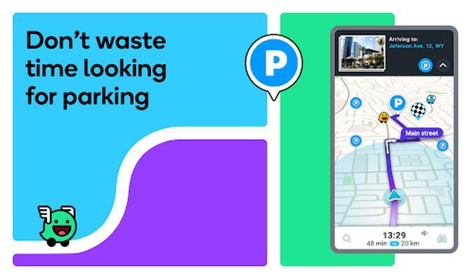 Waze Screenshot 3 - GPS, Maps, Traffic Alerts and Navigation