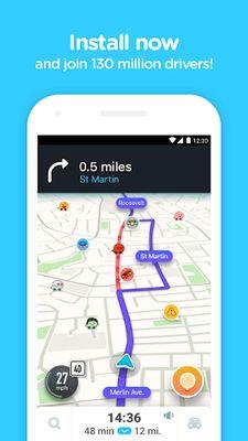Waze Video - GPS, Maps, Traffic Alerts and Navigation