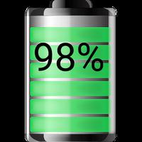 Pil Widget - % Gösterge Simgesi