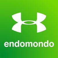 Endomondo Koşu Bisiklet Fitnes Simgesi