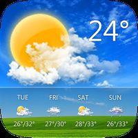 Ícone do apk GO Weather EX