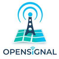 Ikon OpenSignal - 3G/4G/Wifi peta