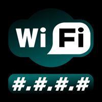 Ícone do Wifi Password(ROOT)