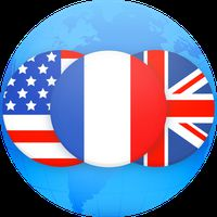Ícone do French English Dictionary +