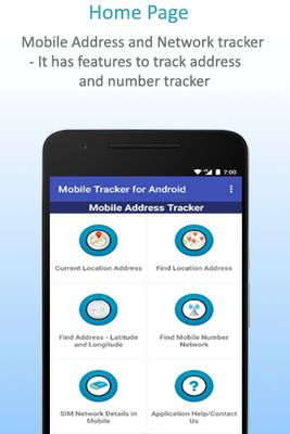 Screenshot 7 of Mobile Tracker for Android