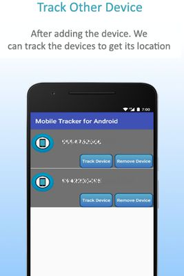 Image 3 of Mobile Tracker for Android