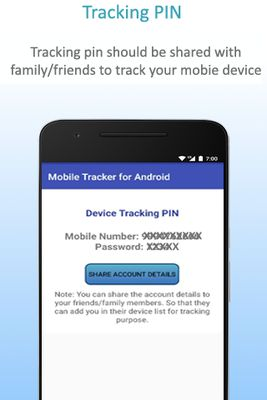 Image 4 of Mobile Tracker for Android