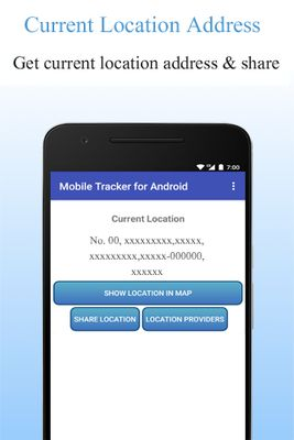 Image 1 of Mobile Tracker for Android