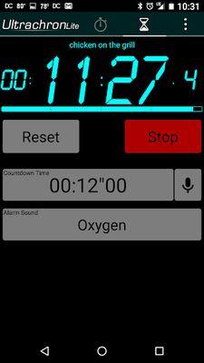 Image of Ultrachron Stopwatch Lite
