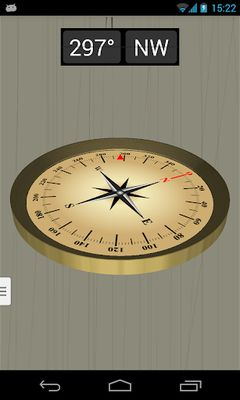Accurate Compass Image 2