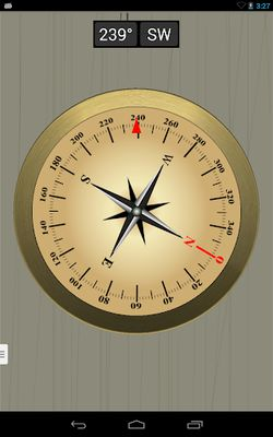 Accurate Compass Image 5