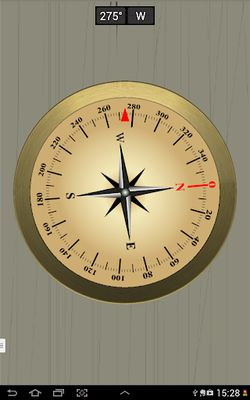 Accurate Compass Video